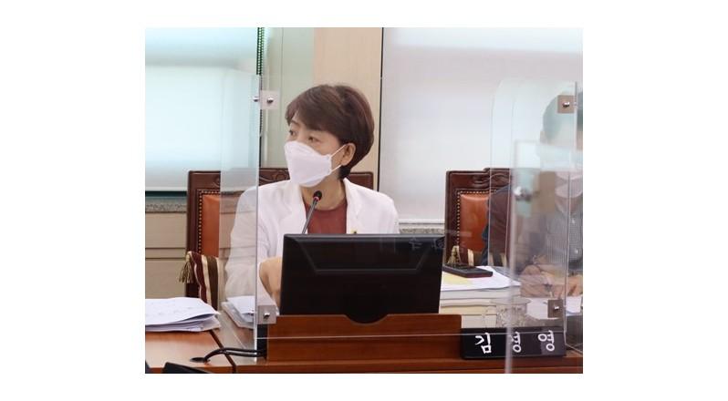 서울시의회 김경영 시의원, '청년통장 대상인원' 두 배 이상 확대해야!